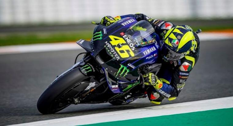 MotoGP Portugal Balapan Terakhir Valentino Rossi