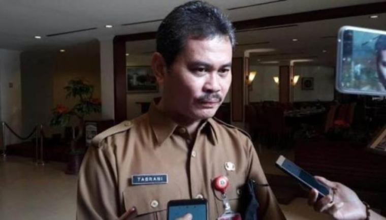 Kepala Dindikbud Provinsi Banten Tabrani. (Dok: TitikNOL)