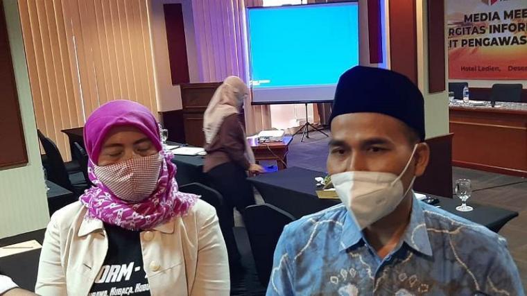 Ketua Bawaslu Provinsi Banten Didih M. Sudi. (Foto: TitikNOL)
