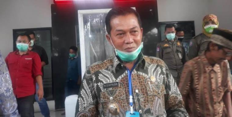 Wali Kota Serang, Syafrudin. (Foto: TitkNOL)