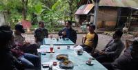 Lokasi tenggelamnya anak 8 tahun di bekas galian pasir di Kelurahan Banjarnegara, Kecamatan Ciwandan.(Istimewa).