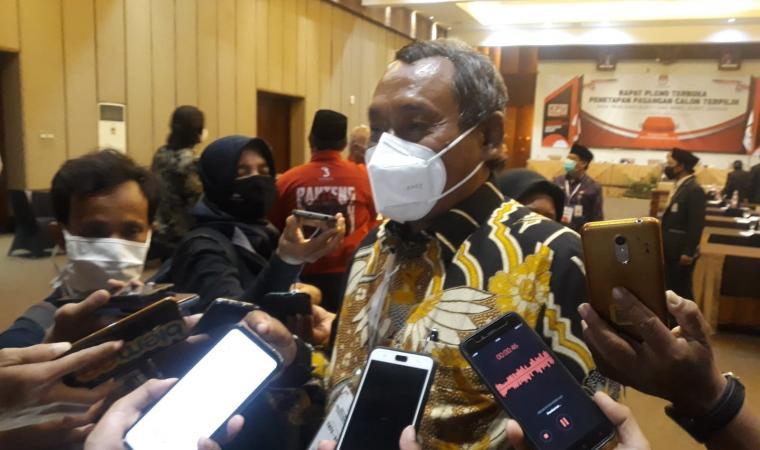 Wakil Bupati Serang terpilih Pandji Tirtayasa. (Foto: TitikNOL)