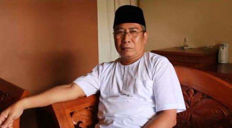 Kyai Haji Happy, Pimpinan Pondok Pesantren Tahfiz Al-Qur'an Rhoudotul Falah, Gembong, Pati, Jawa Tengah. (Foto: Ist)