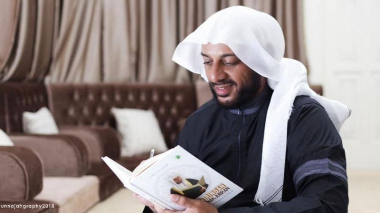 Syekh Ali Jaber. (Dok: Era)