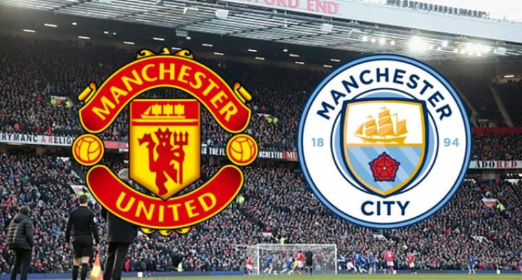 Manchester United vs Manchester City. (Dok: Matchday affairs)