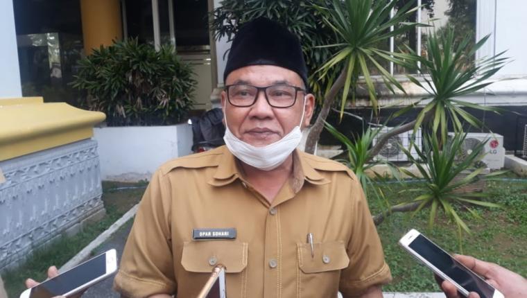Kepala Bapenda Banten Opar Sohari. (Dok: TitikNOL)