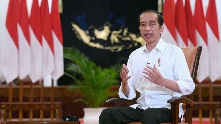 Presiden Joko Widodo. (Dok: Tribunnews)