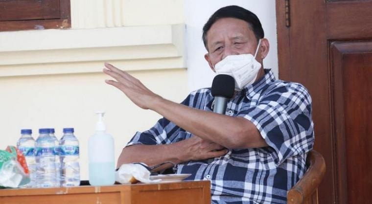 Gubernur Banten Wahidin Halim. (Foto: TitikNOL)