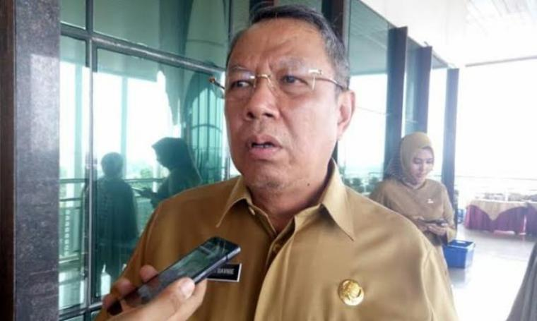 Wakil Wali Kota Tangerang Selatan, Benyamin Davnie. (Foto: TitikNOL)