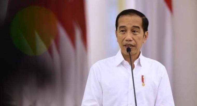 Presiden Joko Widodo. (Dok: Merdeka)