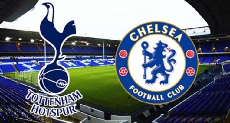 Tottenham vs Chelsea. (Dok: Radarcirebon)