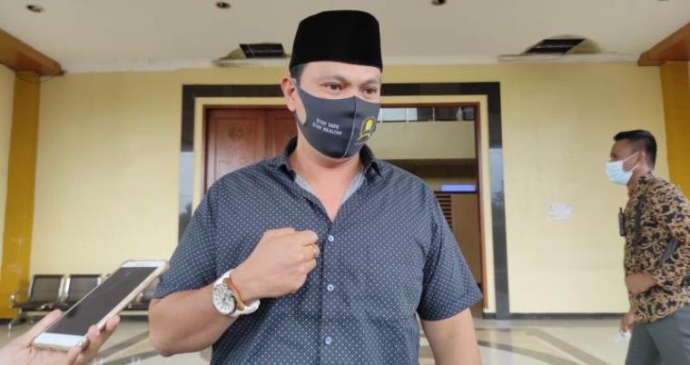 Ketua DPRD Kota Serang Budi Rustandi. (Foto: TitikNOL)