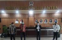 SMK Negeri 4 Kota Serang menggelar tes urine dalam rangka mendukung program Indonesia Bebas Narkoba. (Foto: TitikNOL)