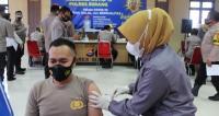 Gubernur Banten, Rano Karno saat membuka Kegiatan Lembaga Pertahanan Nasional RI, di hotel Ledian, Kota Serang. (Foto:TitikNOL)