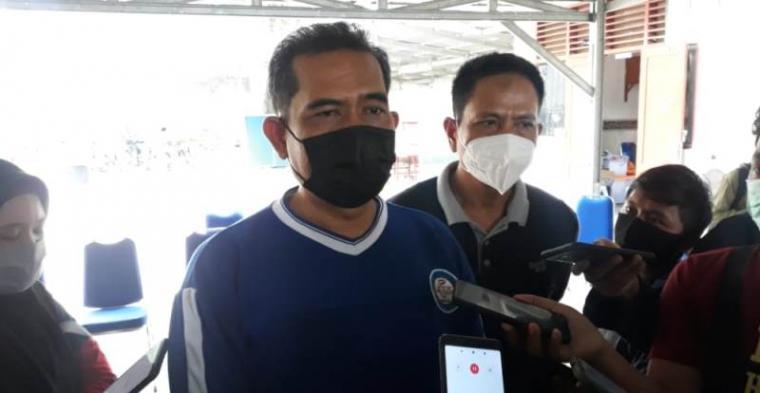 Kepala Dinas Pendidikan dan Kebudayaan (Dindikbud) Kota Serang, Wasis Dewanto. (Foto: TitikNOL)