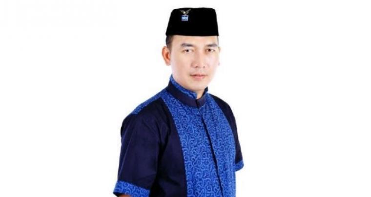 Anggota DPRD Kota Cilegon, Raumatullah. (Foto: TitikNOL)