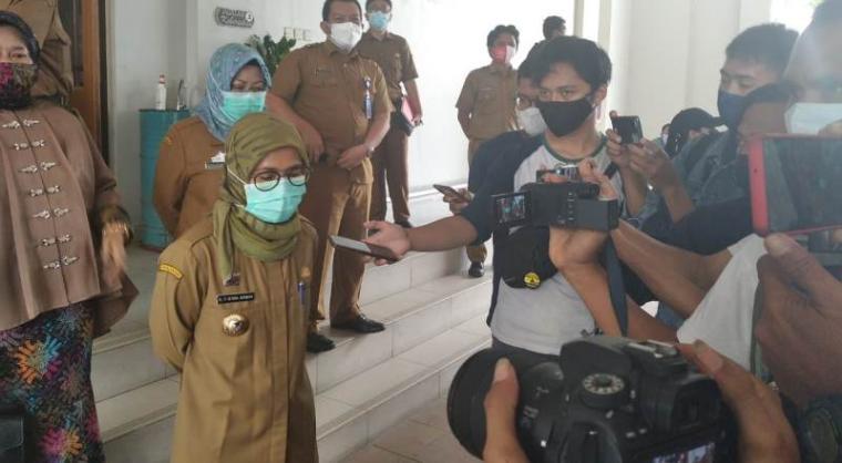 Ketua DPD Partai Demokrat Banten Iti Octavia Jayabaya. (Foto: TitikNOL)