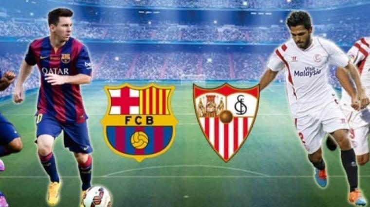 Prediksi Leg Kedua Semifinal Copa del Rey Barcelona vs Sevilla 4 Maret 2021