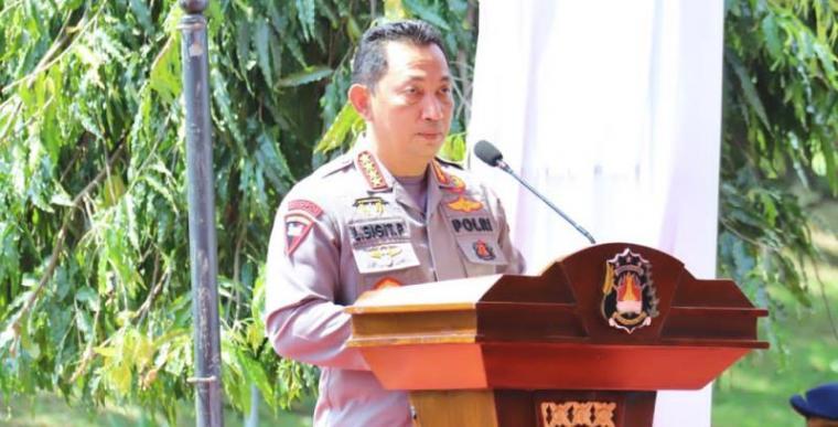 Kapolri Jenderal Listyo Sigit Prabowo. (Foto: TitikNOL)