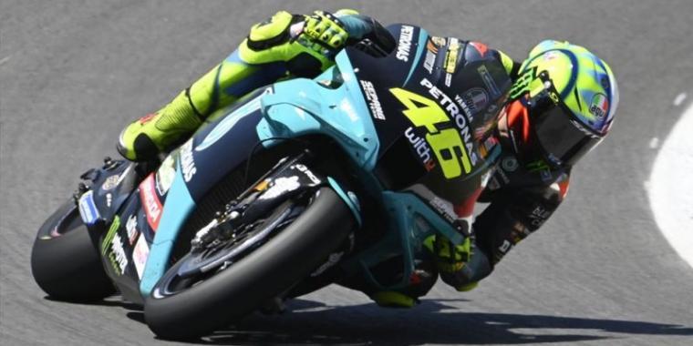 Valentino Rossi. (Dok: Bola)