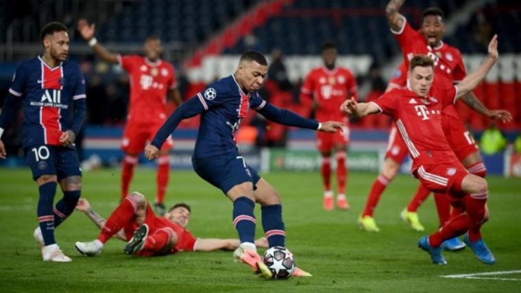 PSG vs Bayern Munchen. (Dok: Detik)