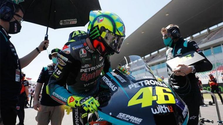 Valentino Rossi. (Dok: tempo)