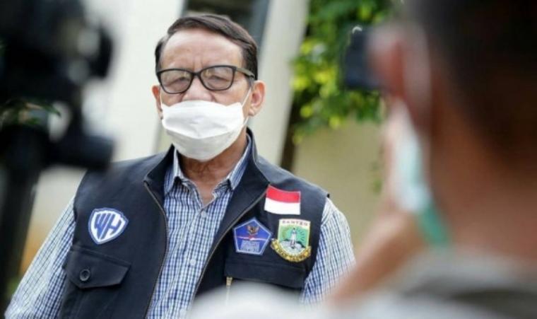 Gubernur Banten Wahidin Halm. (Dok: Idntimes)