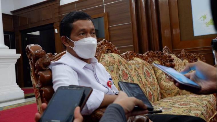 Kepala Badan Kepegawaian Daerah (BKD) Provinsi Banten, Komarudin. (Foto: TitikNOL)
