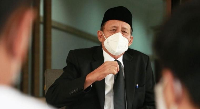 Gubernur Banten, Wahidin Halim. (Dok: Republika)