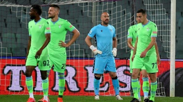 Sejumlah pemain Lazio. (Dok: Detik)