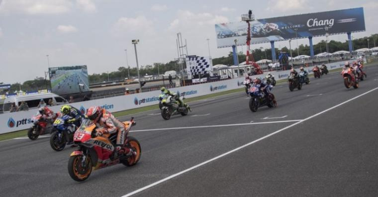 MotoGP Thailand 2021 Dibatalkan, Mandalika Kembali Cadangan
