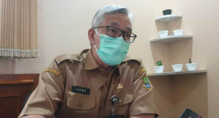 Pelaksana Tugas (Plt) Kepala Dinkes Kota Cilegon Dana Sujaksani. (Foto: TitikNOL)