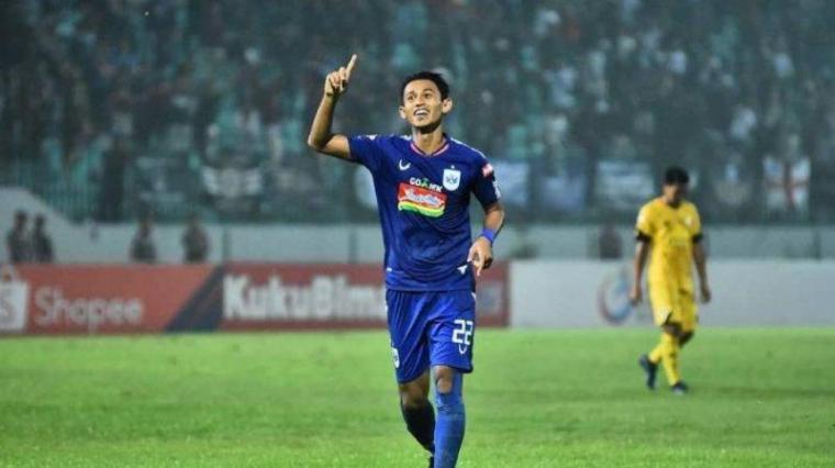 Striker PSIS Semarang Hari Nur Yulianto. (Dok Tribunpapua)