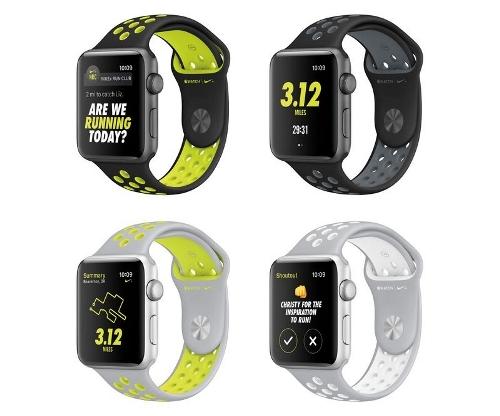 Nike Rilis Tali Jam Tangan Pintar Apple Watch